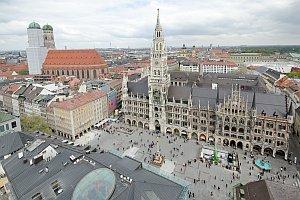 Projekt: In München steht nicht nur ein Hofbräuhaus, April 2014