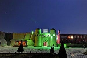 Uzbekistan 2014 - Fotoreise zu den Schlaglöchern der Seidenstraße, Oktober 2014