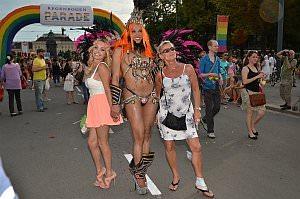 Regenbogenparade in Wien, 15.06.2013