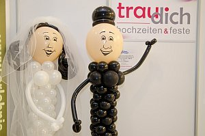 Modenschau & Hochzeitsmesse TRAU DICH, 24.01.2015