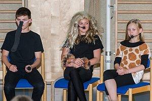 BGZ Wr. Neustadt: Theatergruppe in 'Konferenz der Tiere', 24.05.2016